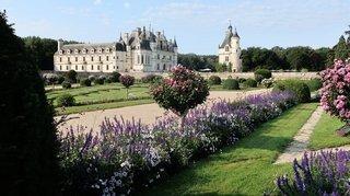 Evasion: Les châteaux de la Loire, côté jardin