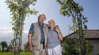 Un demi-siècle d'amour grâce à une petite annonce dans «Le Nouvelliste»