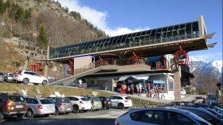 TéléMarécottes: un projet à 14,8millions pour relier les pistes au train