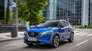 Automobile: un design encore plus affûté pour la Nissan Qashqai
