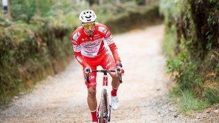 Cyclisme: Simon Pellaud souffre désormais du genou