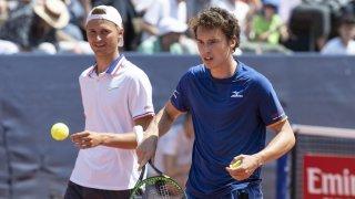 Tennis: Sierre organise un tournoi Future prisé des joueurs pour ses points ATP
