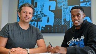Le Valaisan Edimilson Fernandes jouera pour Bielefeld