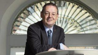 «Un vote n'intervient que très rarement au Conseil d'Etat»: Franz Ruppen, après 100 jours passés au gouvernement