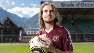 Football: Kenan Samardzic relève le défi du Martigny-Sports après avoir sauvé le FC Sierre