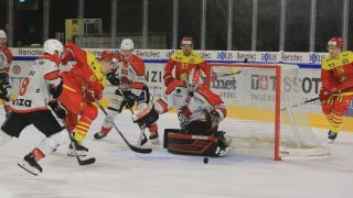 Hockey: même battu, Sierre n'a pas à rougir devant Viège