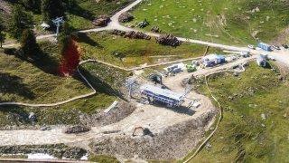 Vercorin: le nouveau télésiège de Tracui sera finalisé d'ici à l'hiver