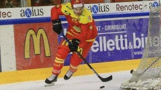 Hockey: Thibaut Monnet attend d'être fixé