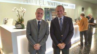Martigny: montée en puissance pour l'hôtel Vatel