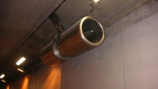 A9: le tunnel de Saint-Maurice va fermer deux nuits