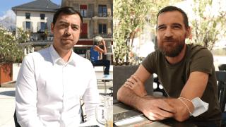 Martigny: premières réactions au certificat Covid en vidéo