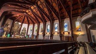 L'église de Saint-Martin laisse désormais entrer la lumière