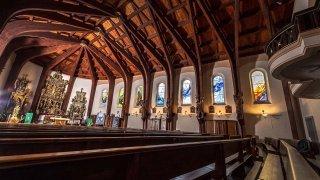 Les vitraux de St-Martin