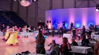 Martin et Astrid Vogel, champions suisses de danse de salon