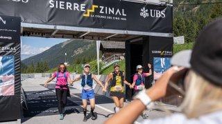 Course à pied: Sierre-Zinal sur un mois, un modèle sportif mais moins festif
