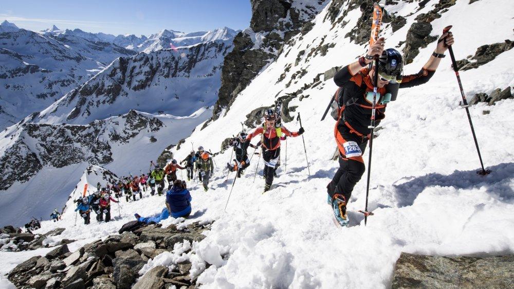 La Patrouille des Glaciers vivra sa prochaine édition à la fin du mois d'avril 2022.