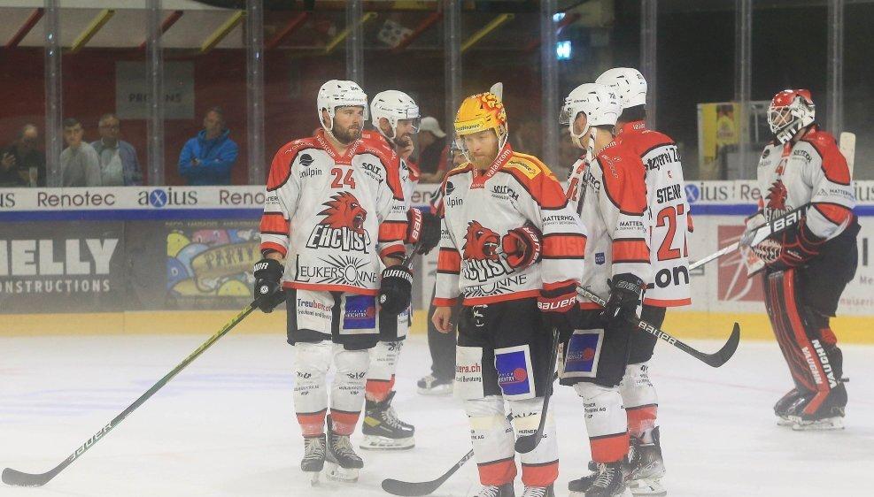 Le HC Viège a perdu ses trois matchs tests depuis le début de la saison. Faut-il s'en inquiéter?