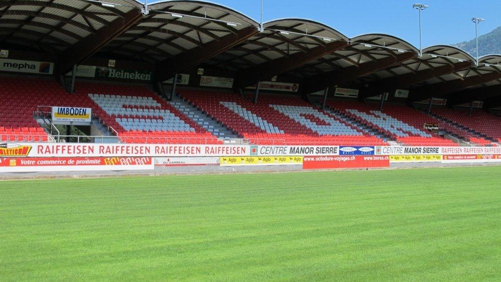 Le FC Sion demande au Conseil d'Etat de lever la mesure promulguée en juillet sur les billets nominatifs.