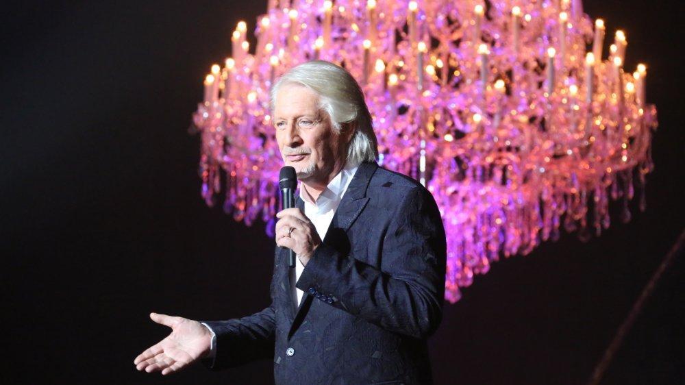 Patrick Sébastien, Monsieur Loyal d'un «Plus grand cabaret du monde» qui s'annonce grandiose à l'Arena de Genève, le 31 décembre prochain.