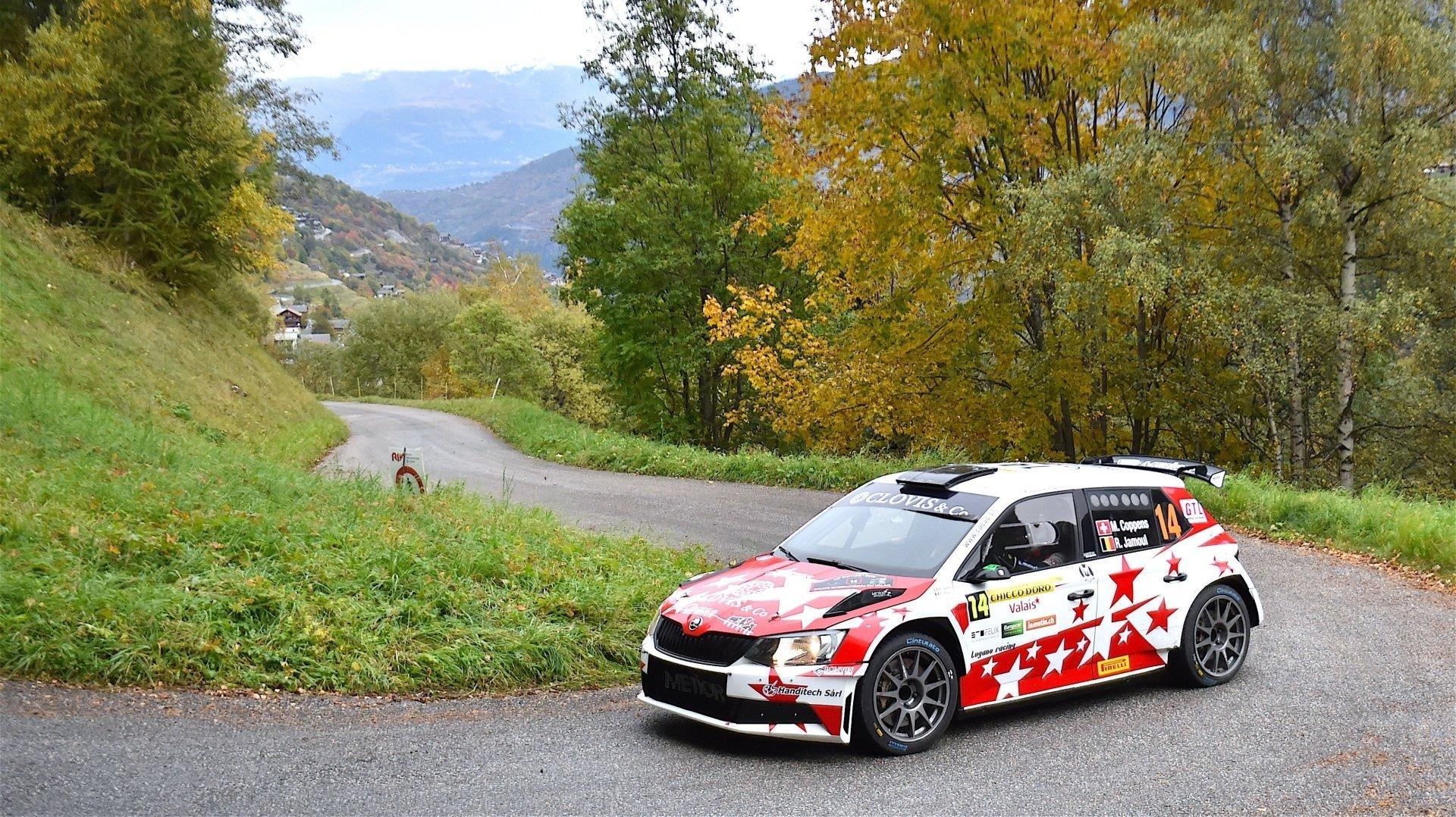 Le Rallye international du Valais de retour, deux ans après sa dernière édition