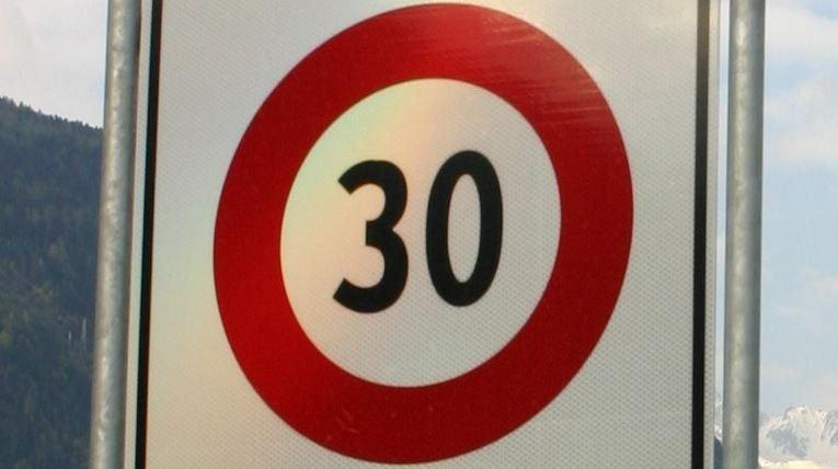 Le 30 km/h s'étend à Sion.