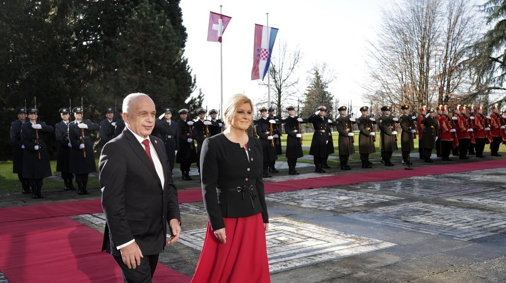 Les Croates pourront librement venir en Suisse pour travailler dès 2022