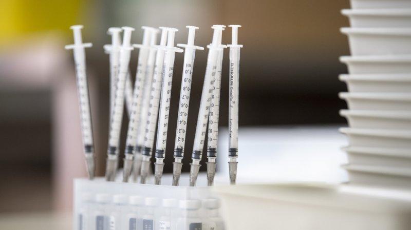 Coronavirus: disponibilité des vaccins assurée en Suisse