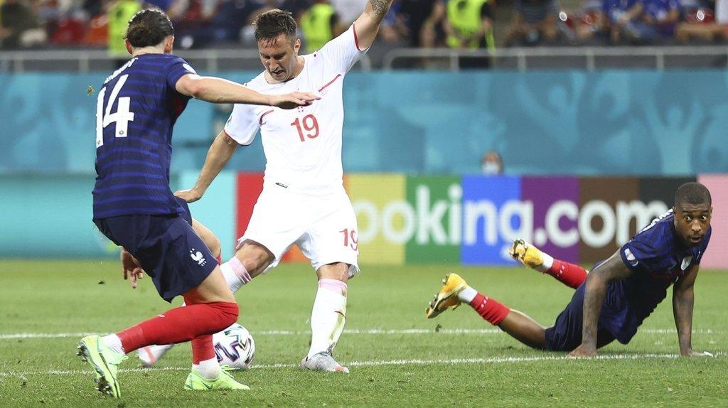 Football – Turquie: premier but de Gavranovic avec Kayserispor