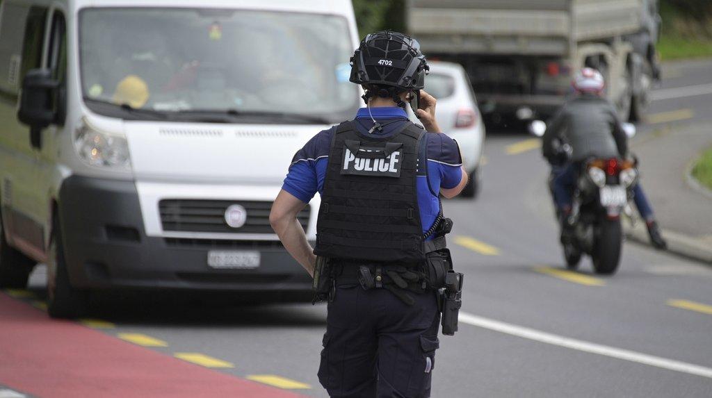 Accident: collision auto-moto à Corcelles-près-Payerne, un blessé grave