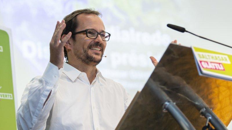 Politique: les Verts revendiquent un siège au Conseil fédéral