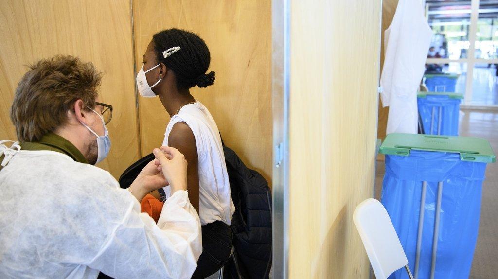 Bas-Valais: trois communes s'allient pour vacciner la population