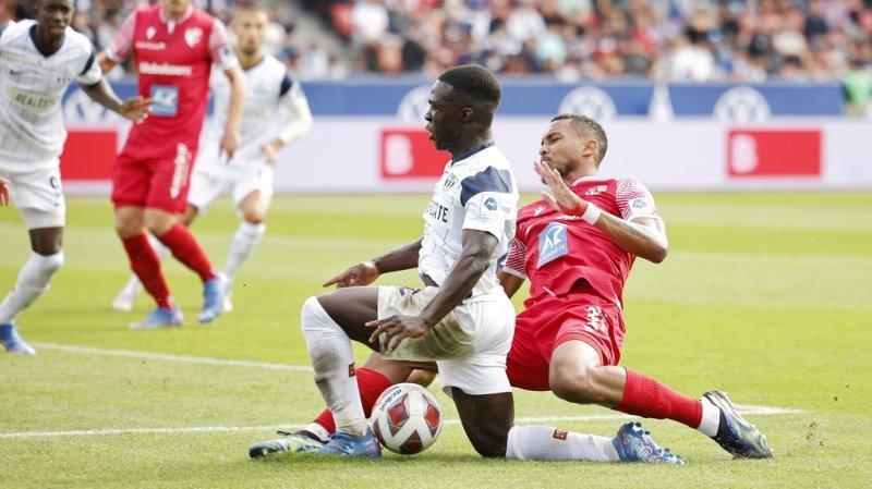 Super League: le FC Sion s'incline lourdement à Zurich