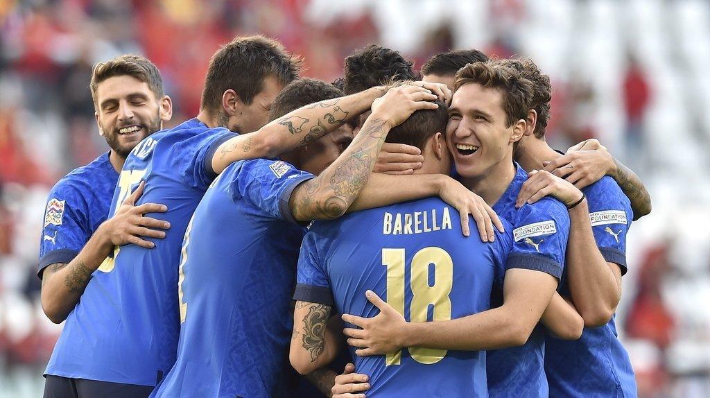 Football – Ligue des nations: l'Italie s'impose face à la Belgique et s'offre la petite finale