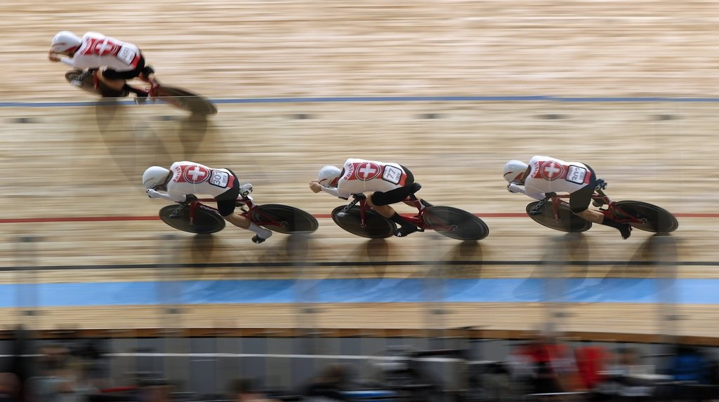 Cyclisme sur piste – Mondiaux: la Suisse 5e de la poursuite