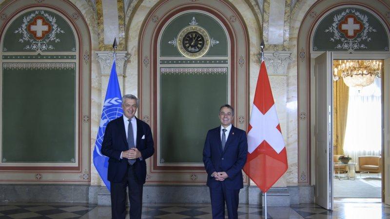 Afghanistan: le HCR appelle la Suisse à accueillir plus de réfugiés