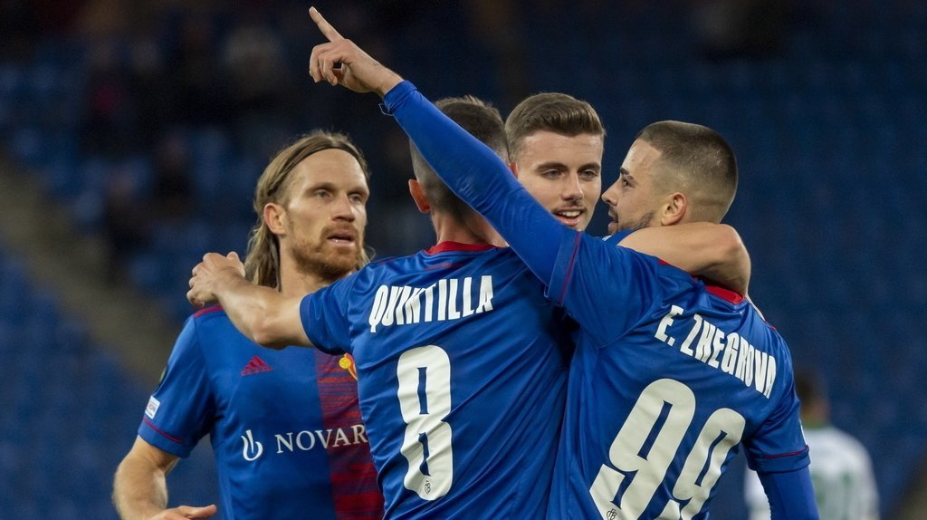 Football – Conference League: à domicile, Bâle bat l'Omonia Nicosie 3-1