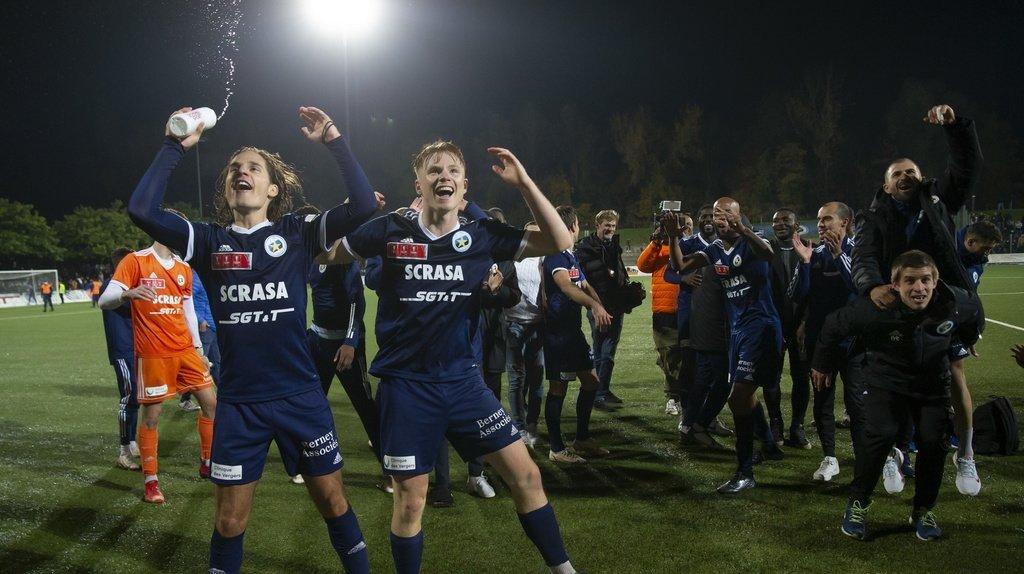 Football – Coupe de Suisse: Etoile Carouge élimine Bâle, Servette sorti par Thoune