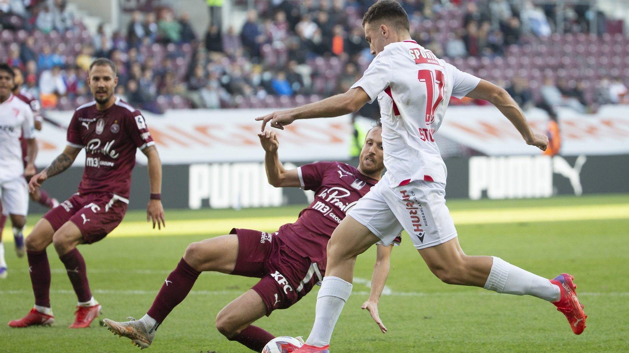 FC Sion: les réactions du match contre le Servette FC