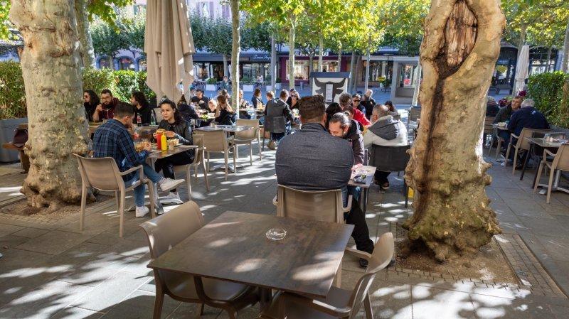 Fin des tests Covid gratuits: pas d'impact supplémentaire pour les cafés-restaurants