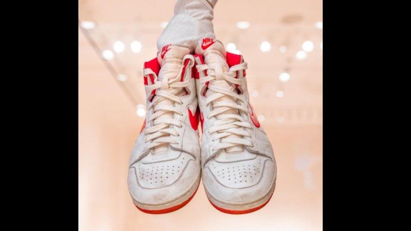 Basketball: des chaussures de Michael Jordan vendues pour près d'un 1,5 million de dollars
