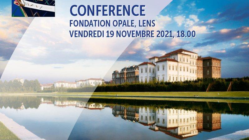 La Venaria Reale à Turin - Conférence