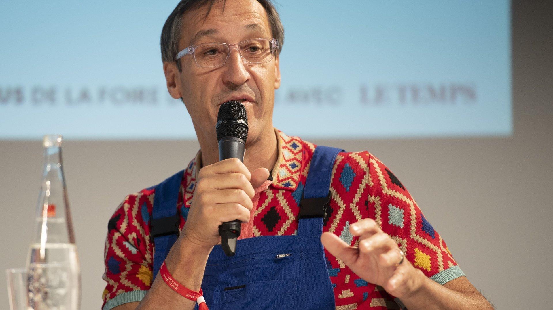 Bernard Fontannaz, le Valaisan qui produit autant de vin que la Suisse entière