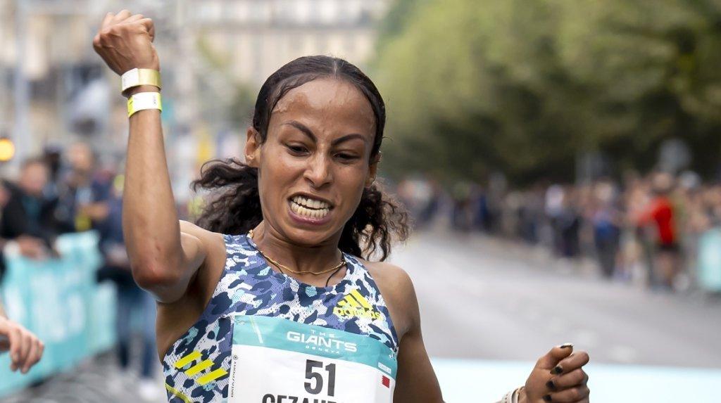 Athlétisme – 10 km sur route: record du monde battu à Genève