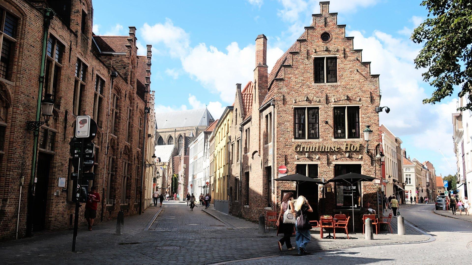 Evasion: Bruges, la belle Flamande