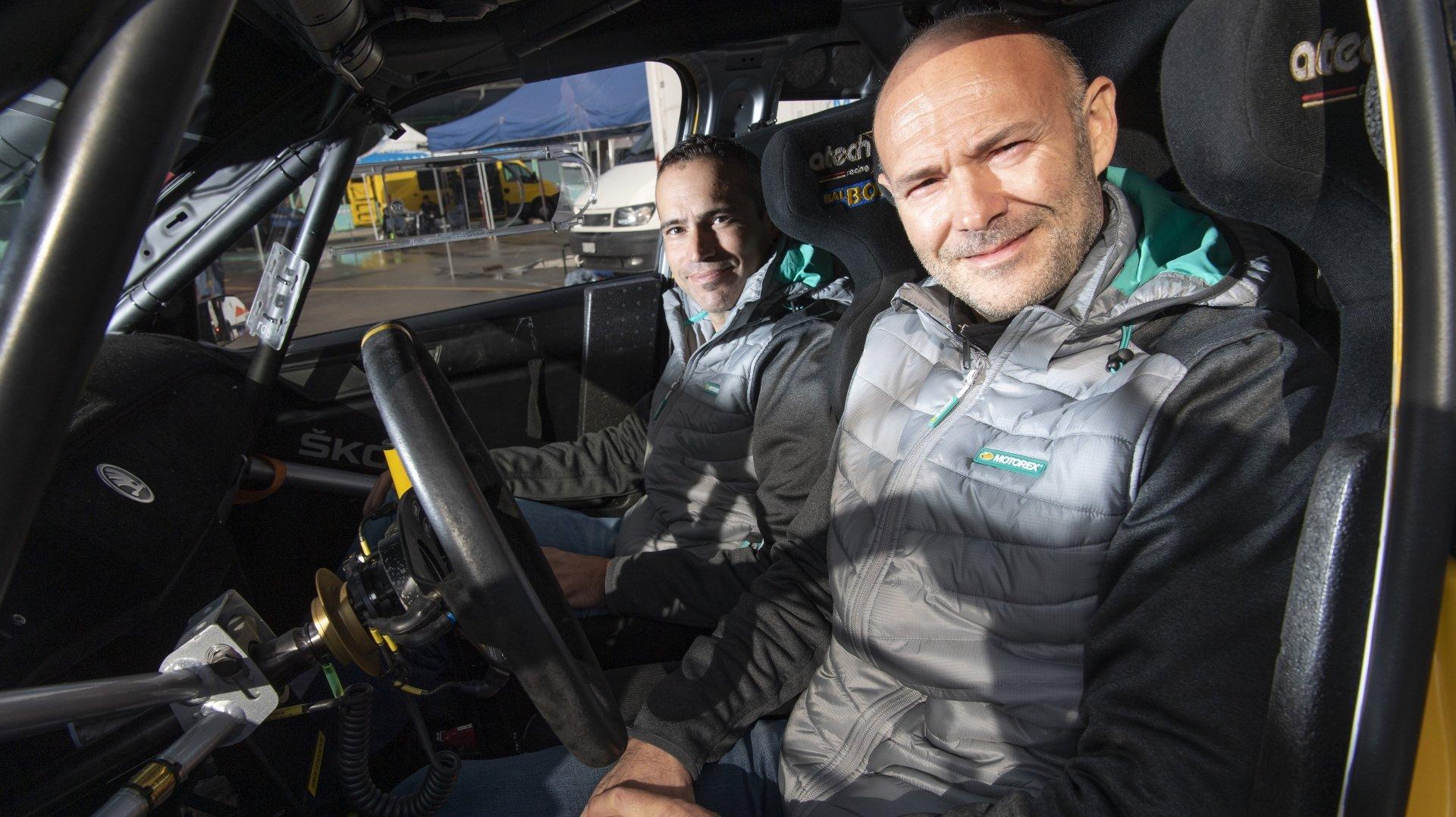 Sébastien Carron et le Rallye du Valais, la romance se termine par un abandon