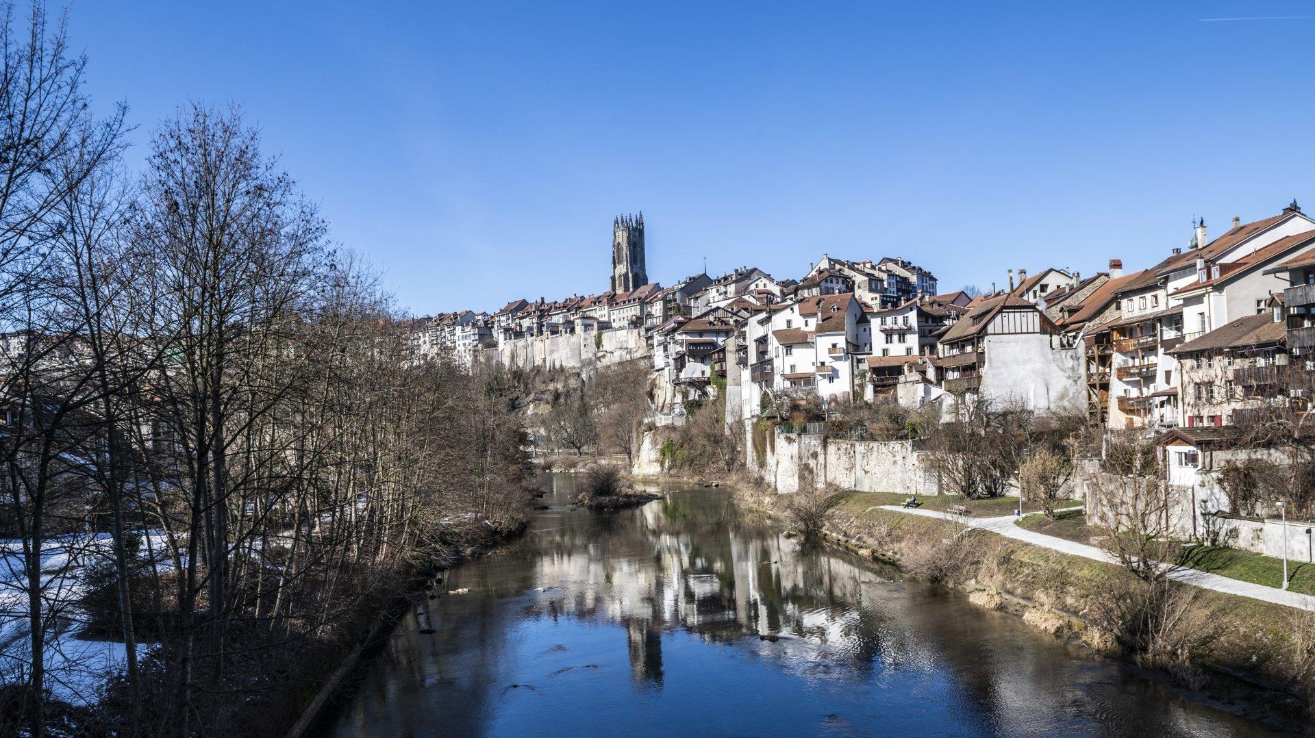 Pandora Papers: une entreprise à haut risque à Fribourg