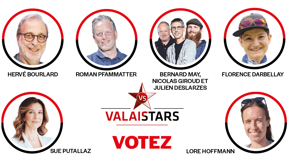 ValaiStars: élisez la personnalité du 3e trimestre 2021