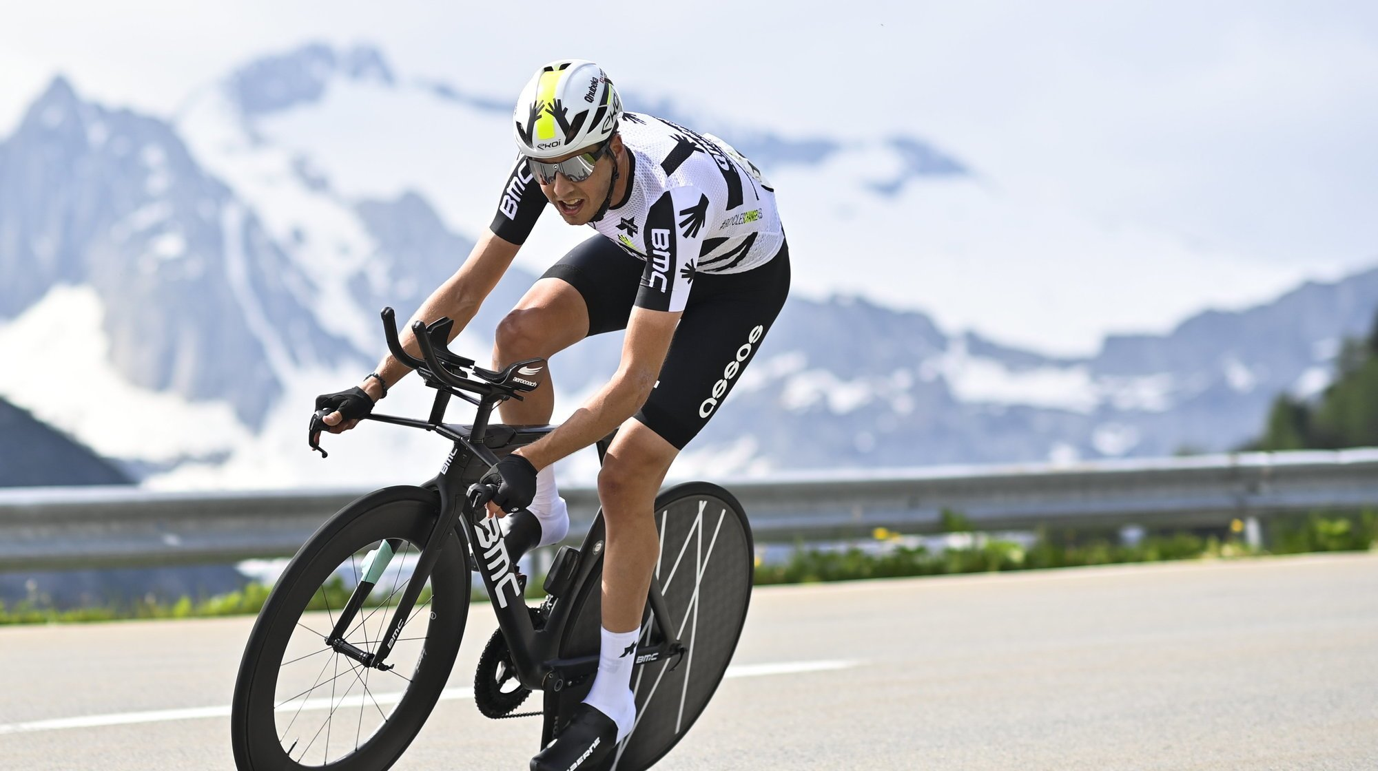 Cyclisme: Kilian Frankiny devra-t-il mettre pied à terre?