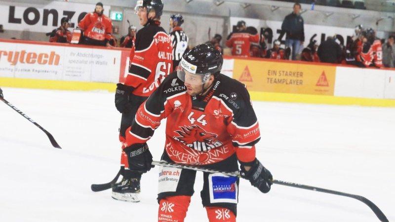 Hockey: Viège réalise une bonne opération à La Chaux-de-Fonds