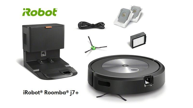 iRobot Roomba j7/j7+